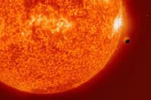 Красный гигант. Фото: NASA