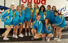 Женская сборная Украины по регби-7