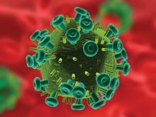 Так выглядит вирус иммунодефицита