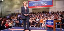 Фото с официального сайта Хиллари Клинтон