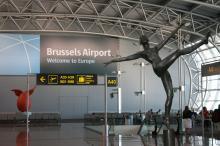 Аэропорт в Завентеме (Брюссель)