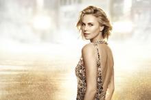 Шарлиз Терон в рекламе J'adore. Фото: пресс-служба Dior