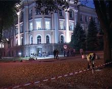 После теракта у здания одесского управления СБУ (архив)