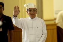 Тейн Сейн. Фото: U Aung /Zuma / Globallookpress.com