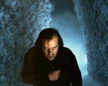 Кадр из фильма «Сияние»