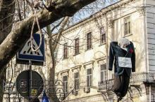 Акция протеста у облпрокуратуры. Фото Олега Владимирского.