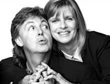 Пол и Линда Маккартни