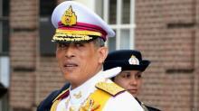 Маха Вачиралонгкорн — наследник таиландского престола. Фото BBC