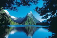 Новая Зеландия. Национальный парк Фьордленд. Фото с сайта cinemamir.com