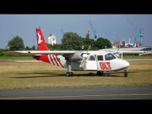 Самолет Britten Norman-Islander. Wikipedia.org. Фото: Garitzko