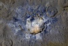 Фото: NASA / JPL-Caltech / UCLA / MPS / DLR / IDA / PSI