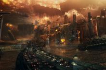 Кадр из фильма «День независимости: Возрождение»