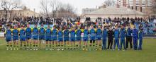 Сборная Украины по регби в Одессе