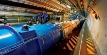 Большой адронный коллайден. Фото ЦЕРНа