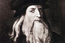 Леонардо да Винчи. Изображение: Science Museum / Globallookpress.com