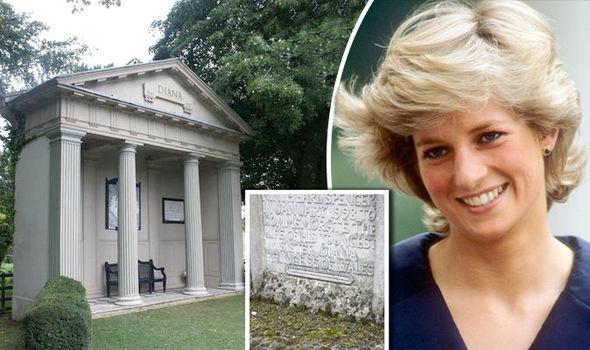 Вид могилы принцессы Дианы шокировал общественность— туда никто неходит