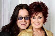 Оззи и Шэрон Осборн. Фото с сайта focus.lv