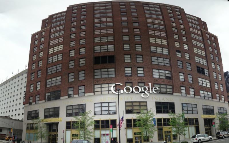 Здание центрального офиса компании на Манхэттене