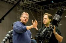Роберт Земекис (слева). Источник: Disney