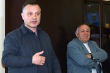 Директор «Харьковпроекта» Юрий Спасов