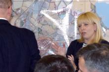 Депутат горсовета Анна Позднякова