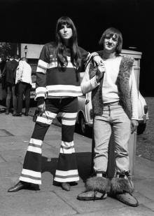 Шер и Сонни. 1965 год