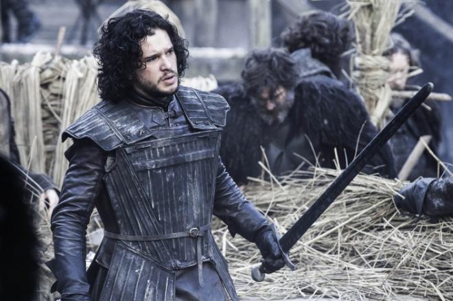 В HBO намерены снять отдельный сериал про Джона Сноу