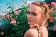 Лили-Роуз Депп. Фото: Chanel