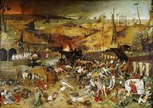 Питер Брейгель Старший. «Триумф смерти», 1562 год