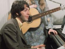 Пол Маккартни в 1970-м году. Hulton Archive/Getty Images. Фото: Keystone