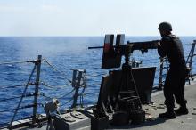Учения – 2015. Фото с сайта 6-го флота ВМС США.