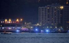 Место падения самолета. Фото: @FoxNews