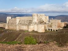 Замок Крак де-Шевалье. iStock. Фото: didewide