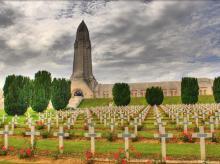 Крепость Верден и окружавшая ее местность стали братской могилой для сотен тысяч немецких и французских солдат