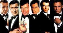 Актеры, в разные годы сыгравшие агента 007