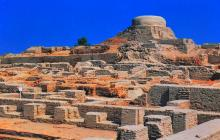 Мохенджо-Даро ( холм мертвецов) - город цивилизации долины Инда