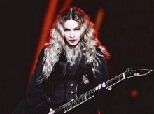 Мадонна. Фото с личной страницы в Instagram