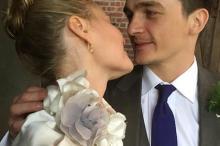 Руперт Френд и Эйми Маллинз. Фото: aimeemullinsnyc / Instagram