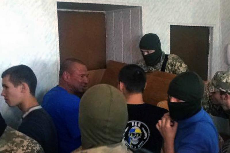 Суд Одессы оставил Мефедова под арестом