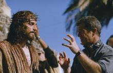 На съемках фильма «Страсти Христовы». Фото с сайта world-art.ru