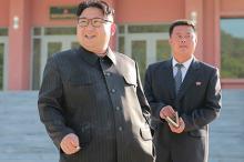 Ким Чен Ын. Фото: KCNA / Reuters