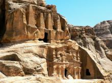 Город Петра, Иордания. Фото: Public Domain