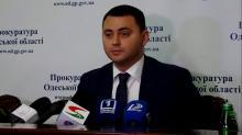Олег Жученко. Фото с сайта прокуратуры Одесской области