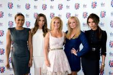 Spice Girls в 2012 г.