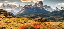 Пейзаж Патагонии