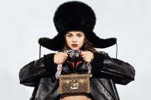 Селена Гомес. Фото: Louis Vuitton