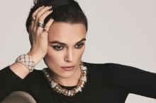 Актриса Кира Найтли в съемке Марио Тестино для Chanel. Фото: пресс-служба Chanel
