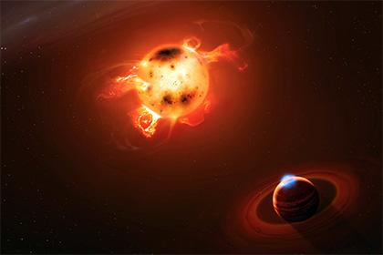 Наорбите далекой звезды найдена огромная экзопланета K2-39b