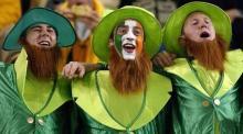 Ирландские болельщики. Фото с сайта footboom.com