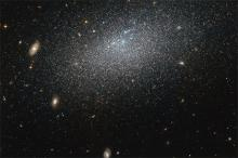 Фото: ESA / Hubble / Zumapress / Globallookpress.com